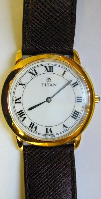 Titan Watches Cost